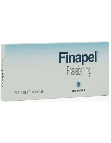 Finapel Tabletas x 28u en Piel Farmacéutica