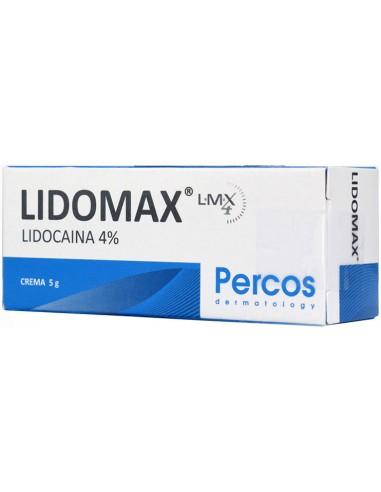 Lidomax Crema x 5g en Piel Farmacéutica