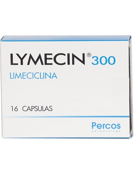 Lymecin Cápsulas 300mg x 16u