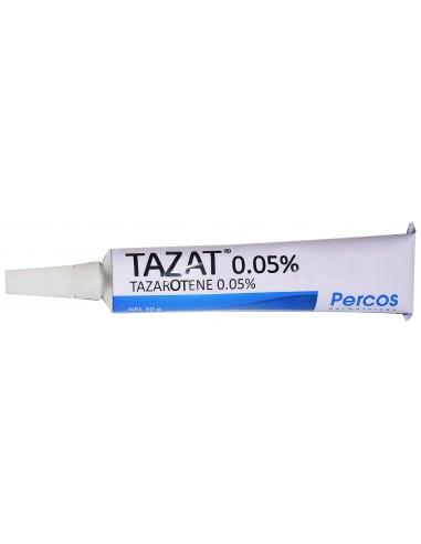 Tazat 0.05% Gel x 30g en Piel Farmacéutica