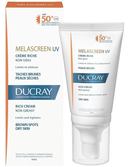 Melascreen UV Crema Enriquecida SPF 50+ x 40mL