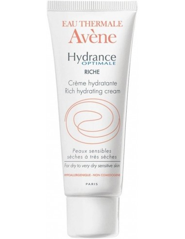 Avène Hydrance Optimale UV Enriquecida SPF 20 x 40mL ****