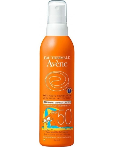 Avène Solar Spray SPF 50+ Niños x 200mL