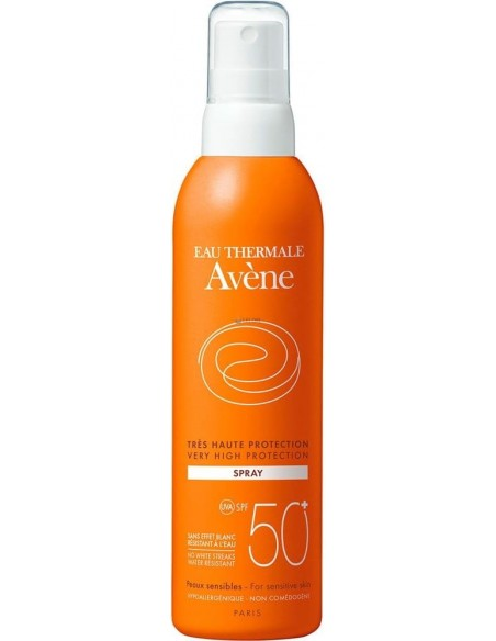 Avène Solar Spray SPF 50+ x 200mL