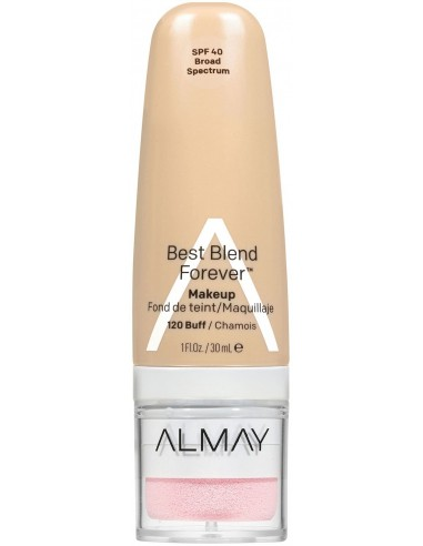 Almay Base Líquida Best Blend Forever Buff x 30mL ****