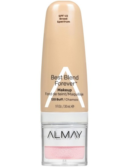 Almay Base Líquida Best Blend Forever Buff x 30mL