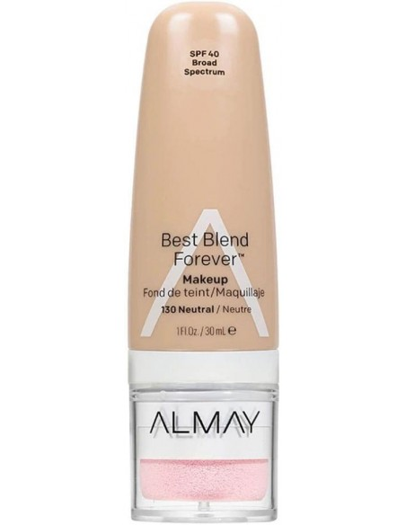 Almay Base Líquida Best Blend Forever Neutral x 30mL