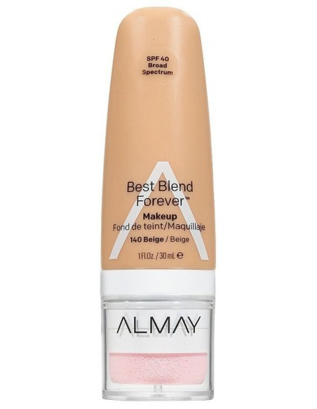 Almay Base Líquida Best Blend Forever Beige x 30mL
