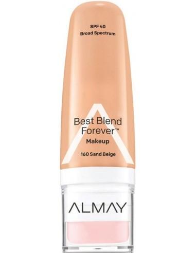 Almay Base Líquida Best Blend Forever Sand Beige x 30mL ****