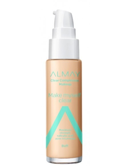 Almay Base Líquida Clear Complexion Buff x 30mL