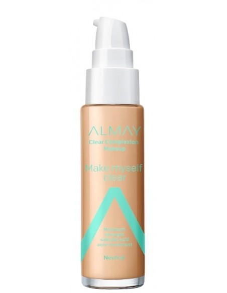 Almay Base Líquida Clear Complexion Neutral x 30mL