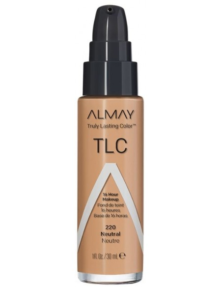 Almay Base Líquida Truly Lasting Color Neutral x 30mL