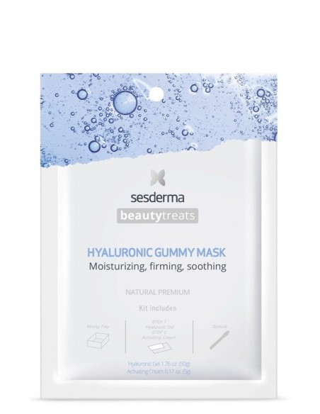 Mascarilla Beauty Treats Hyaluronic Gummy Mask x 55g