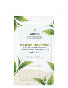 Mascarilla Beauty Treats Green Tea Therapy Mask x 25mL