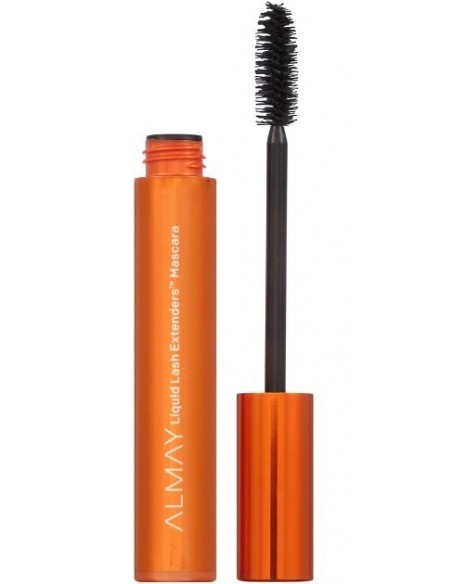 Almay Pestañina Liquid Lash Extenders Black Brown x 10mL