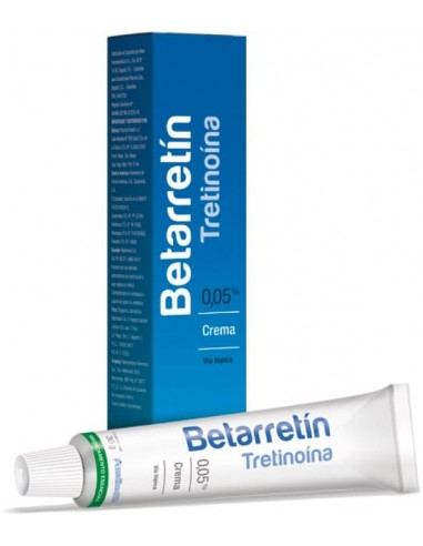 Betarretin Crema 0.05% x 30g en Piel Farmacéutica
