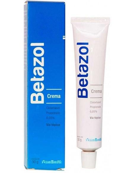 Betazol Crema 0.05% x 30g