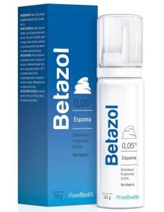 Betazol Espuma x 0.05% x 50g