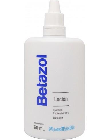Betazol Loción 0.05% x 60mL ****