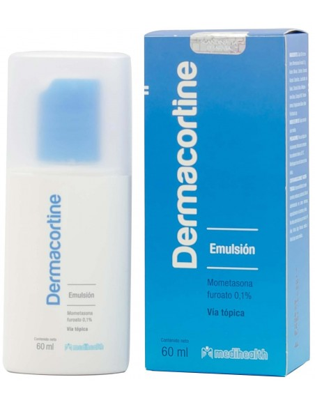 Dermacortine Emulsión x 60mL
