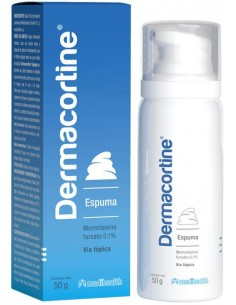 Dermacortine Espuma x 50g