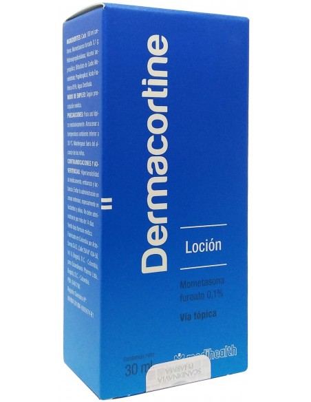 Dermacortine Loción x 30mL