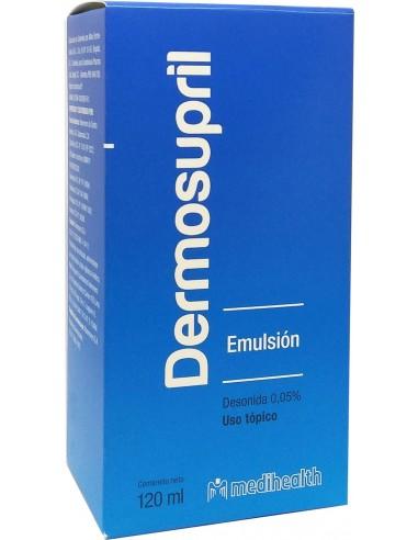 Dermosupril Emulsión x 120mL en Piel Farmacéutica