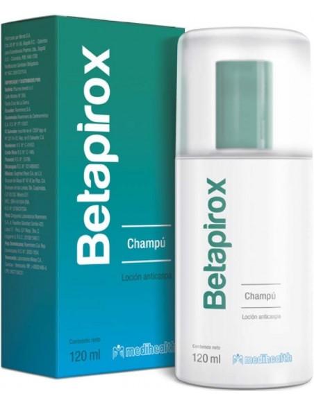 Betapirox Shampoo x 120mL