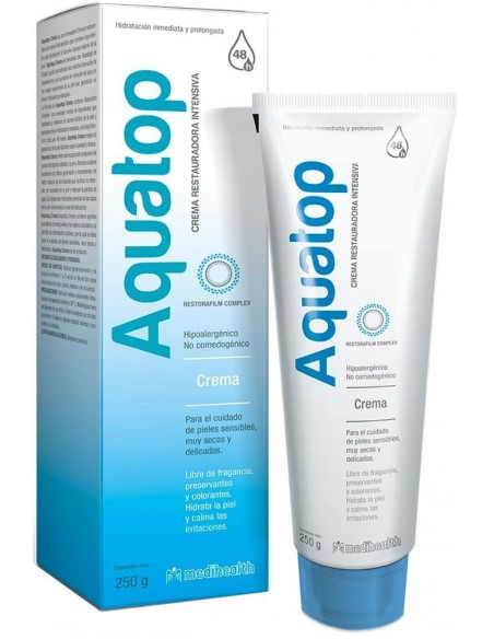 Aquatop Crema Restauradora Intensiva x 250g
