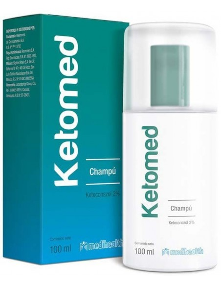 Ketomed Shampoo x 100mL