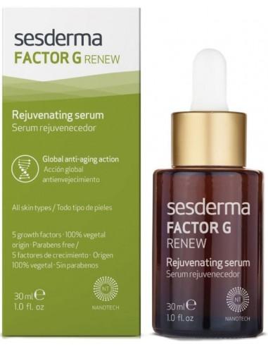 Factor G Renew Serum Rejuvenecedor x 30mL en Piel Farmacéutica
