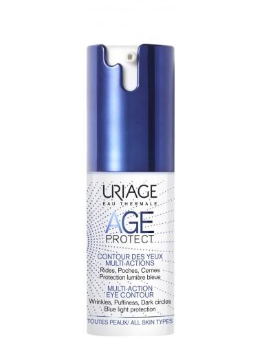 Uriage Age Protect Contorno de Ojos Multiacción x 15mL ****