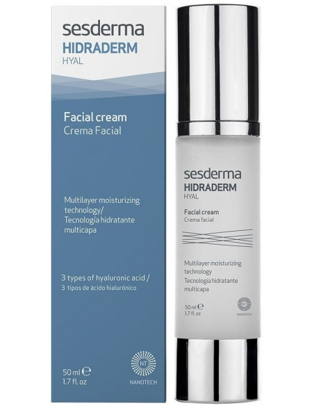 Hidraderm Hyal Crema Facial x 50mL