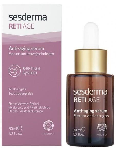 Reti Age Serum Antienvejecimiento x 30mL