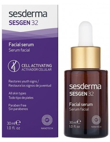 Sesgen 32 Serum Facial x 30mL ****