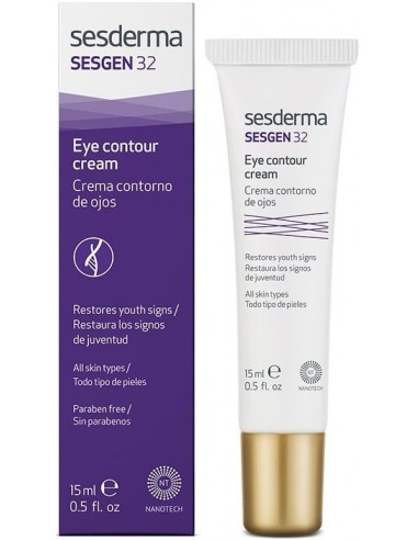 Sesgen 32 Contorno de Ojos x 15mL en Piel Farmacéutica
