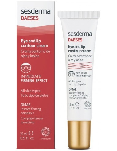 Daeses Crema Contorno de Ojos y Labios x 15mL en Piel Farmacéutica