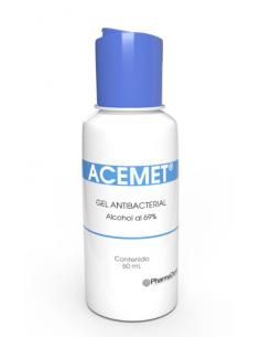 Acemet Gel Antibacterial x 60mL