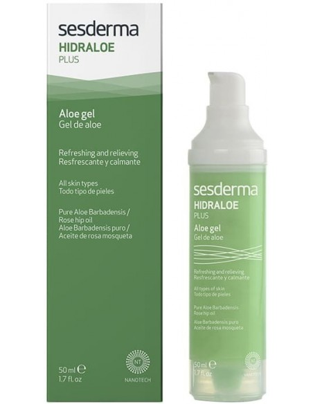 Hidraloe Plus Gel de Aloe x 50mL