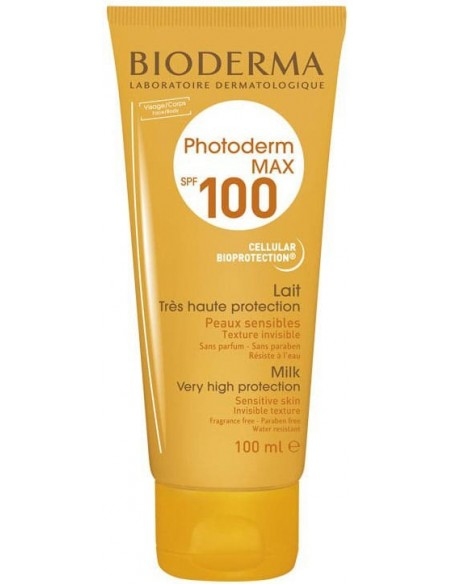 Photoderm MAX Lait SPF 100 x 100mL