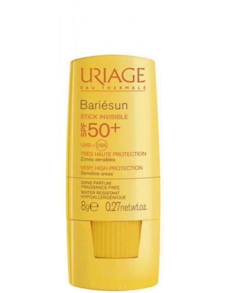 Uriage Bariésun Stick Invisible SPF 50+ x 8g