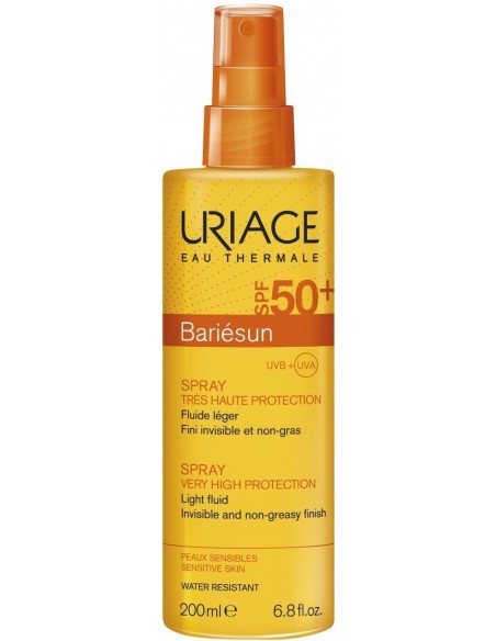 Uriage Bariésun SPF 50+ Spray x 200mL