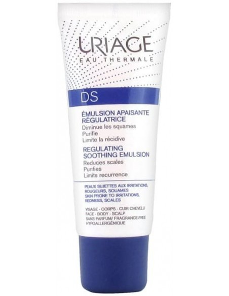 Uriage D.S. Emulsión x 40mL