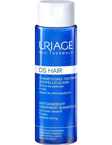 Uriage D.S. Hair Shampoo Tratamiento Anticaspa x 200mL en Piel Farmacéutica