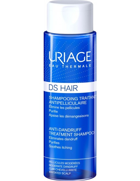 Uriage D.S. Hair Shampoo Tratamiento Anticaspa x 200mL