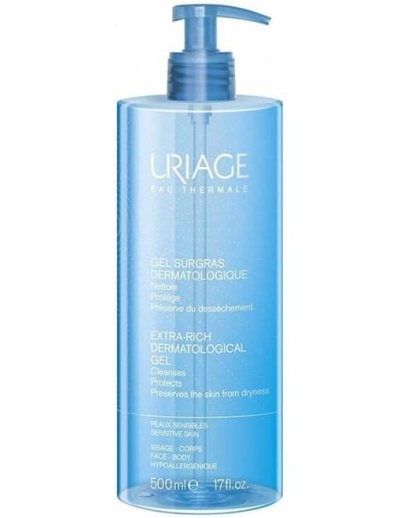 Uriage Surgras Líquido Dermatológico x 500mL