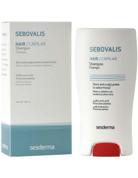 Sebovalis Shampoo Tratante x 200mL