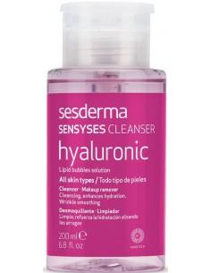 Sensyses Cleanser Hyaluronic x 200mL