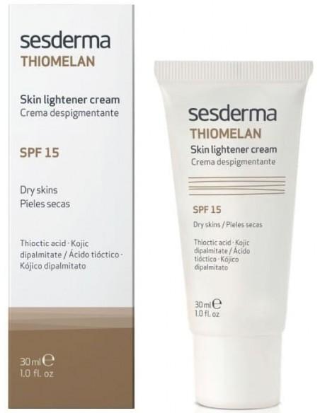 Thiomelan Crema Despigmentante SPF 15 x 30mL