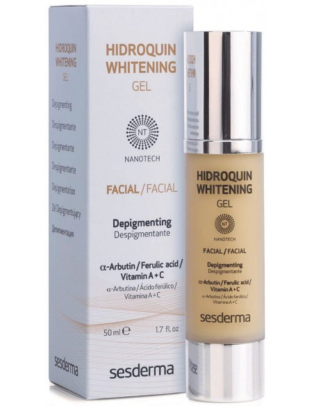 Hidroquin Whitening Gel x 50mL